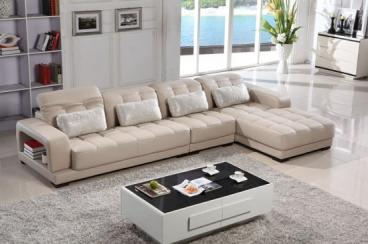 Modern L shape sofa for living room Manufacturers in Cuttack