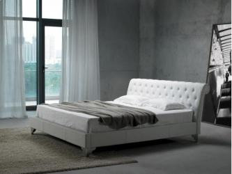 Modrest San Remo Leatherette Modern Bed Manufacturers in Guwahati