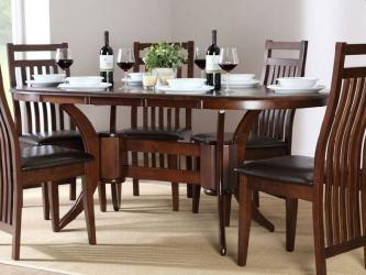 Pure teak Wood stylish Dining Table Set Manufacturers in East Delhi