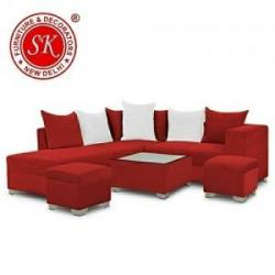 Red Sofa Set Manufacturers in Ajmer