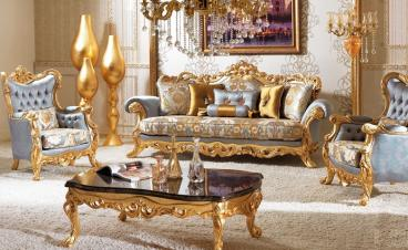 Royal Classic Sofa Set for living room Manufacturers in East Delhi