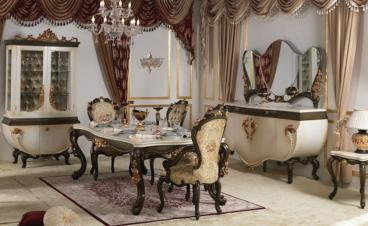 Royal Dining Room Sets high quality 6 seater Manufacturers in Ajmer
