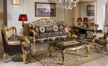 Royal Leather Sofa Set Manufacturers in Aligarh