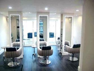 Salon interior designs hairdressing Manufacturers in Chandigarh