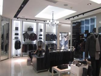 Showroom Interior Design Garment in Delhi