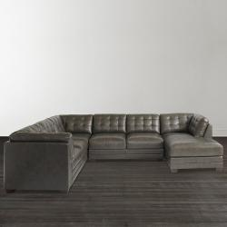 Sleeper L Shaped Sectional in Custom Upholstery Manufacturers in Thiruvananthapuram