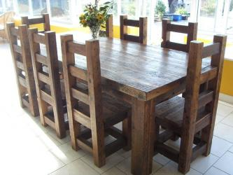 Solid Wooden Dining Table Manufacturers in Assam