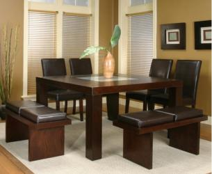 Square dining table 8 seater Manufacturers in Agra