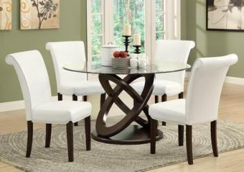 Stylish Round Dining Tables 4 Seatar Manufacturers in Akola
