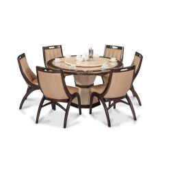 Teak Wood Marable Dining Table Manufacturers in Akola