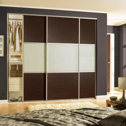 Trlife Sliding Door Closet Bed Room Wardrobe Manufacturers in Varanasi