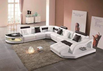 U shape classic Sofa set Manufacturers in Durgapur