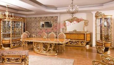 Ultra Royal dining table 6 seater Manufacturers in Allahabad