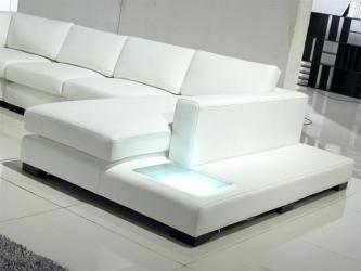 White Modern Sofa in Delhi