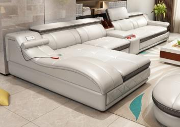 White Sofa Set in Delhi