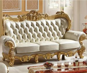 Wooden Heavy Carved Furniture Royal Sofa Set Classic Style Manufacturers in Ahmedabad