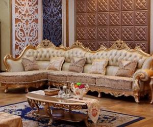 Wooden Royal Sofa Set for living room Manufacturers in Darbhanga