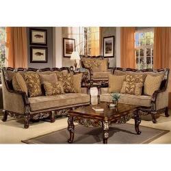 Wooden sofa set for living room Manufacturers in Amaravati