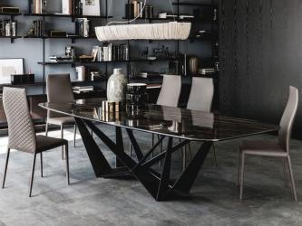 luxury metal dinining table Manufacturers in Ambala